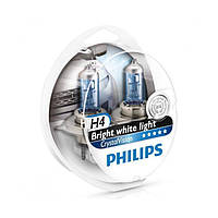 Автолампы H4 Philips Crystal Vision 12V 60/55W