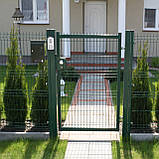 Ворота распашные и калитки из сварной сетки Заграда™, фото 2