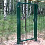 Ворота распашные и калитки из сварной сетки Заграда™, фото 3