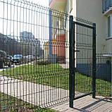 Ворота распашные и калитки из сварной сетки Заграда™, фото 4