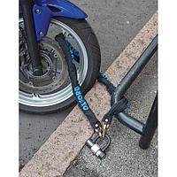 Цепь с замком  для мототехники Oxford HD Chain lock длина  1.5 м