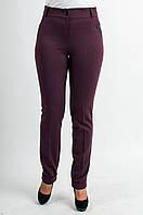 Женские брюки Рима бордовая