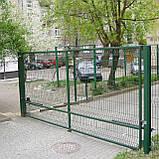 Ворота розпашні і хвіртки з зварної сітки Прикриє™, фото 5
