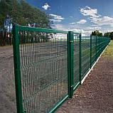 Ворота распашные и калитки из сварной сетки Заграда™, фото 7