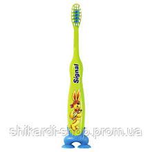 Signal детская зубная щетка мягкая, 1 шт.