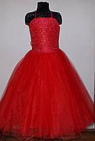 Платье нарядное для девочки от 8 до 12 лет
