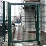 Ворота распашные и калитки из сварной сетки Заграда™, фото 8