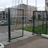 Ворота распашные и калитки из сварной сетки Заграда™, фото 9