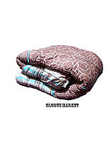 Одеяло 1.5 спальное шерстяное