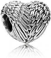 Pandora серебряный шарм Ангельские перья Пандора