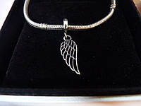 Pandora серебряный шарм подвес Крыло ангела Пандора