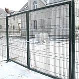 Ворота розпашні і хвіртки з зварної сітки Прикриє™, фото 10