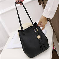 Женская сумка с кисточкой CC7146