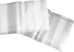 Обложка для книг прозр.PР(37см*23см),с лип.слоем,130мкм   910484