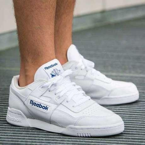 07c9af0a06b4 Оригинальные мужские кроссовки Reebok Classic Workout Plus