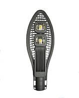 Уличный светильник Eurolamp Street Light с отражателем 100W 6000K 11000Lm IP65