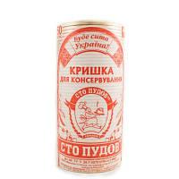 ТМ Сто Пудов Крышка закаточная 12*50 шт
