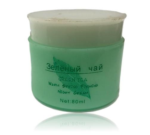 Ночной лифтинг крем против морщин Зелёный Чай Green Tea 80 ml
