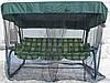 Противомоскитная сетка для садовых качелей «Родео»