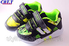 Детская спортивная обувь бренда СВТ.Т для мальчиков (рр. с 21 по 26)