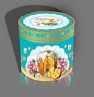 Элитная упаковка для пасхального кулича 600 г