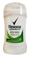Антиперспирант карандаш Rexona Aloe Vera Алоэ Вера - 40 мл.