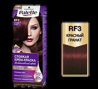 Краска для волос Palette RF3 Красный Гранат