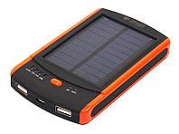 Универсальная солнечная мобильная батарея PowerPlant/PPLA9263/8000mAh/
