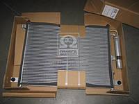 Конденсатор кондиционера (TP.1594641) CHEVROLET AVEO 05- (TEMPEST)