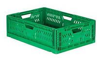 Пластиковый ящик для овощей и фруктов