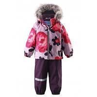Детский зимний костюм для девочек Lassie by Reima 713695C-5121 . Размер 80 - 98.