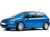 Лобовое стекло Peugeot 307 3Д/5Д/УН 2001-2008-,Пежо 307 AGC