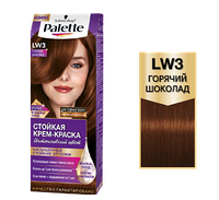 Краска для волос Palette LW3 Горячий шоколад