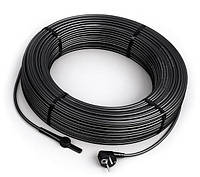 Hemstedt DAS 30 Вт/м (1470 Вт/49м) кабель для обогрева кровли