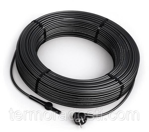 Hemstedt DAS 30 Вт/м (1650 Вт/55м) кабель для обогрева кровли
