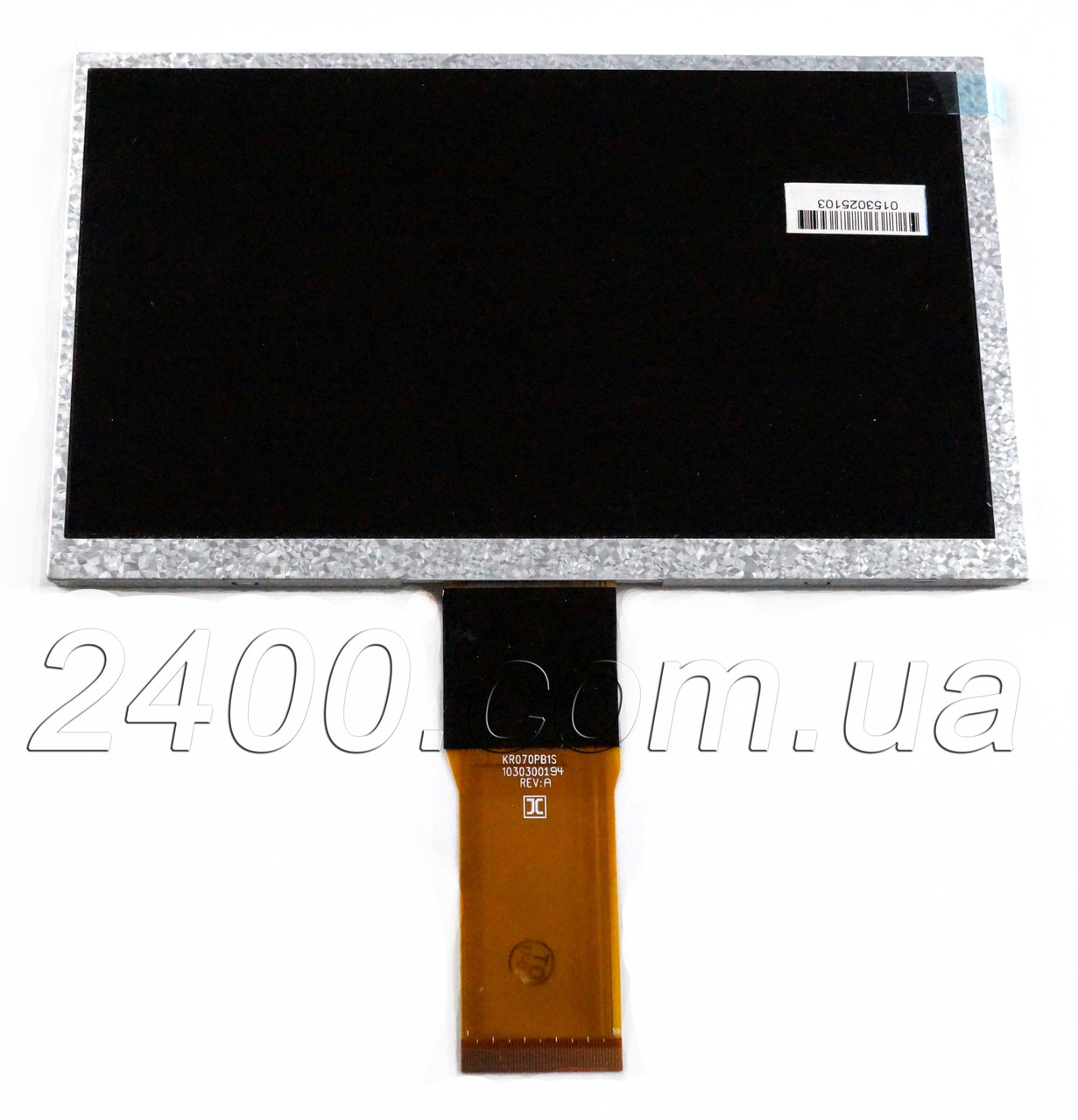 Дисплей - матрица планшета Assistant AP - 700, Assistant AP - 711 50pin 3,5х100х165мм