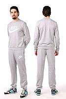 Спортивный костюм мужской Nike светло-серый