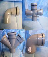 Канализационный фитинг внутренний (Evsi plastik)