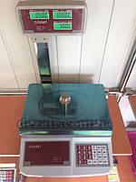 Торговые весы Олимп 768Д (40кг)