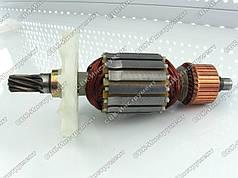 Якорь отбойного молотка Элпром ЭМО-2000 (196х53 9z вправо)