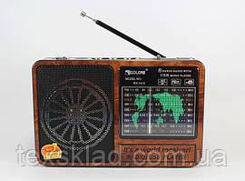 Радіоприймач Golon RX-1412 (USB/Акумулятор/FM)