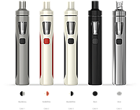 Joyetech eGo AIO 1500mAh: бак 2 мл, подсветка, Black/ Black-Gray/ Black-White/ Red-White/ Silver