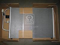 Конденсатор кондиционера (TP.1594412) DAEWOO LANOS 97- (TEMPEST)