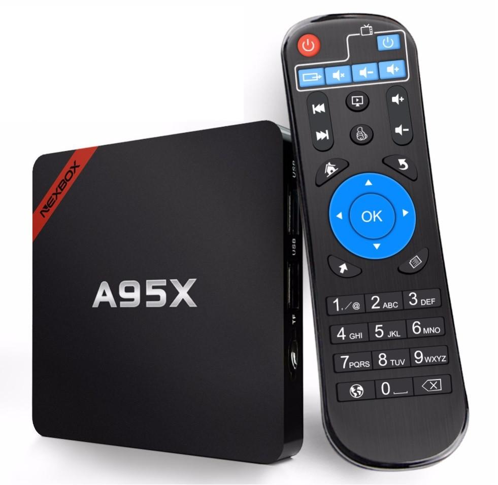 Smart TV приставка Nexbox A95X 1Gb S905X