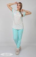 Пижама для беременных и кормящих Relax