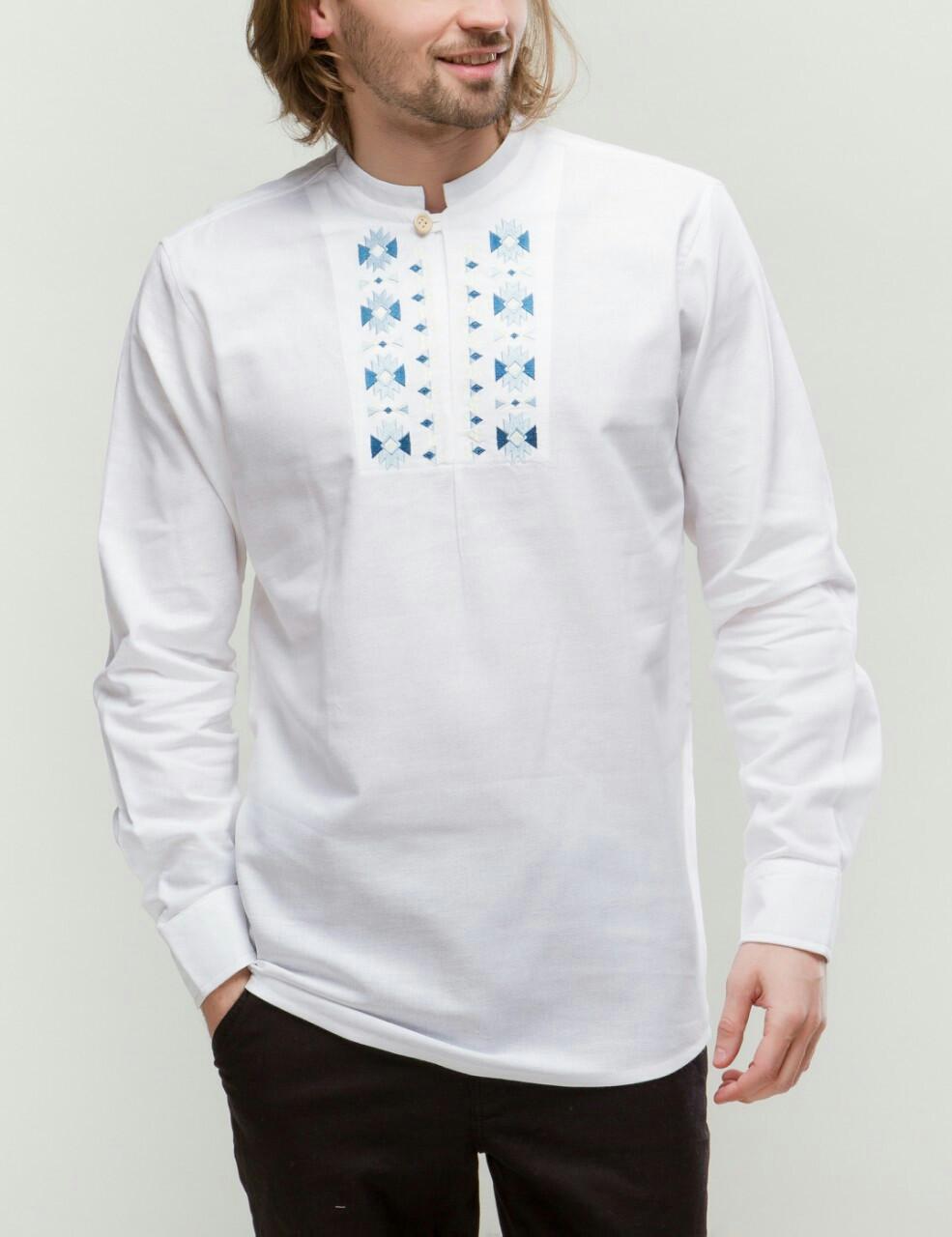Рубашки мужские - вышивка Радан
