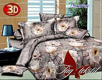 Семейный комплект постельного белья, Агата, хлопок ранфорс,  пододеяльник (2 шт) 150x215
