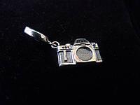 Pandora серебряный шарм подвес Фотоаппарат Пандора