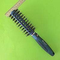 Брашинг с комбинированной щетиной Salon professional, 38 мм