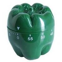 5000Е Таймер кухонный  Зеленый перец